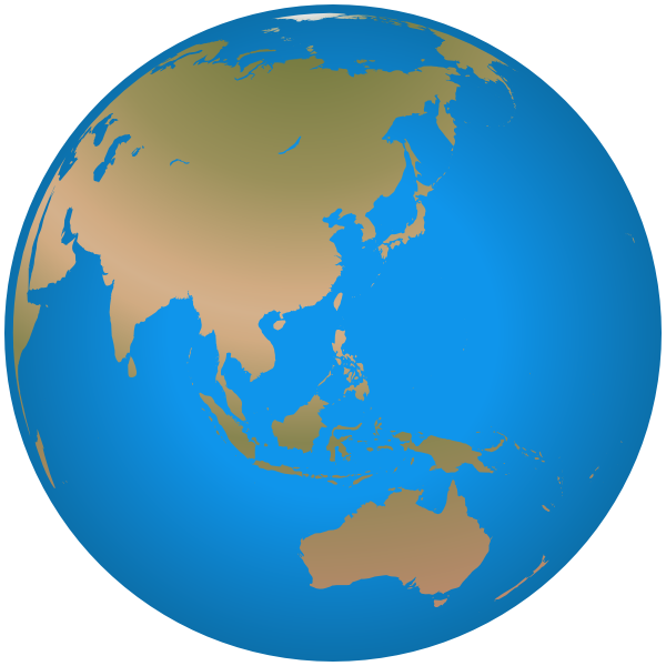 globe asia detailed   geography  earth  globes  globe asia clipart of earth crust clipart of earth day