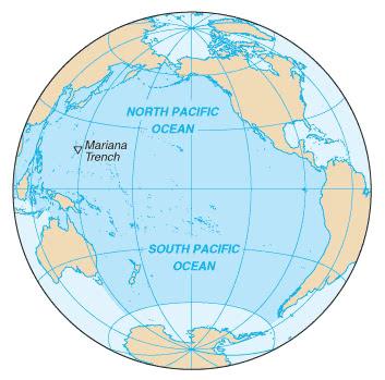 Pacific Ocean Geography Ocean Pacific Ocean Png Html