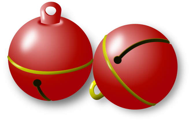 jingle bells red   holiday  christmas  bells  jingle bells christmas bells clipart png christmas bells clip art images