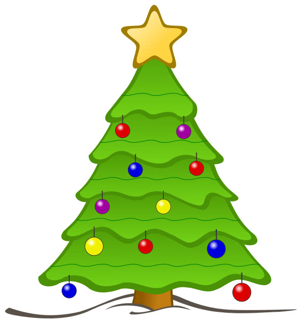 Christmas tree animated svg holiday christmas for Animated christmas decoration