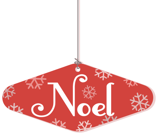 Noel hanging ornament holiday christmas ornaments noel hanging - Hanging christmas ornaments ...