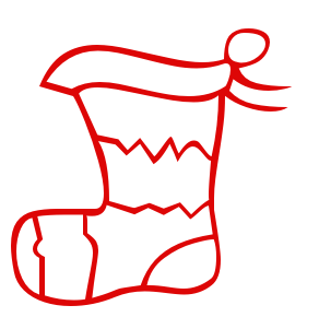 stocking 4 red - /holiday/Christmas/red/stocking/stocking_4_red.png ...