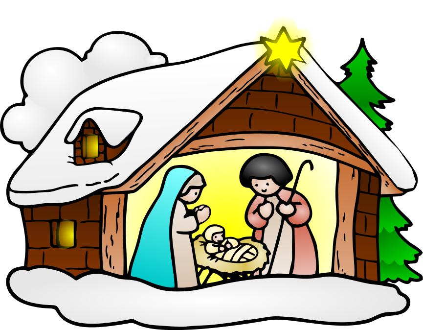 clipart nacimiento jesus - photo #34