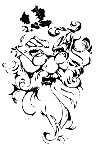 42010 Vest besides Search also Flower outline together with Printable Kids Coloring Pages Animal Rabbit further Coloriage Chat De Noel. on holiday sketches