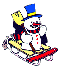 sled snowman - /holiday/Christmas/snowmen/sled_snowman.png.html