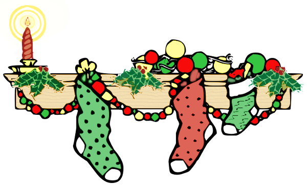 stockings on mantle color - /holiday/Christmas/stockings/stockings_on ...
