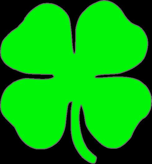Leaf Clover 09 - /holiday/Saint_Patricks_Day/clover/Four_Leaf_Clover ...