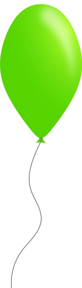 Balloon green holiday balloons balloons tall balloon green png html