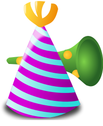 birthday icon hat