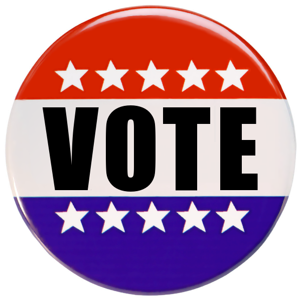 Vote Button Large Holiday Election Day Election Buttons Vote Button Large Png Html