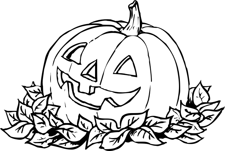 halloween and fall coloring pages - photo #28