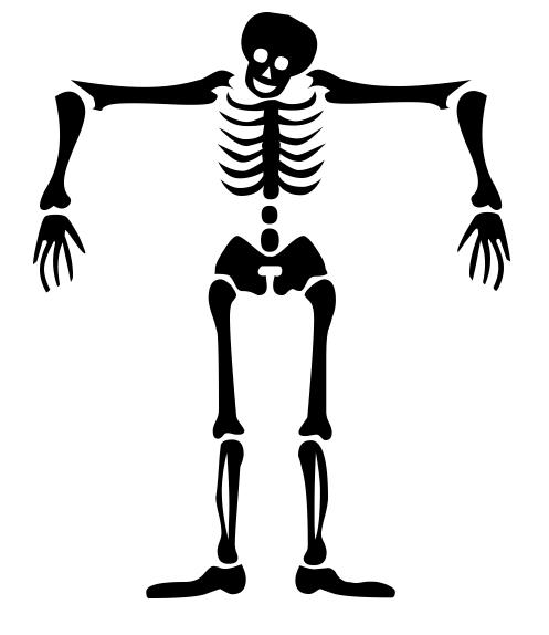 skeleton scarecrow   holiday  halloween  skeleton  skeletons skeleton clip art free skeleton clip art for kids