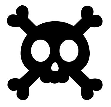 Image Gallery symbol skull