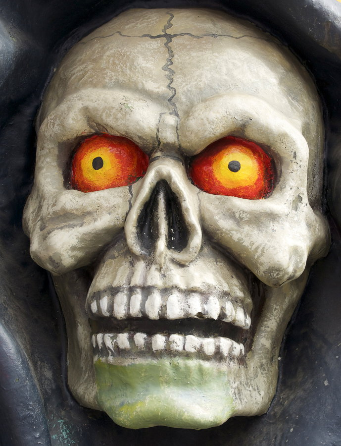 Horror Skull Stock Photos Images Royalty Free Horror