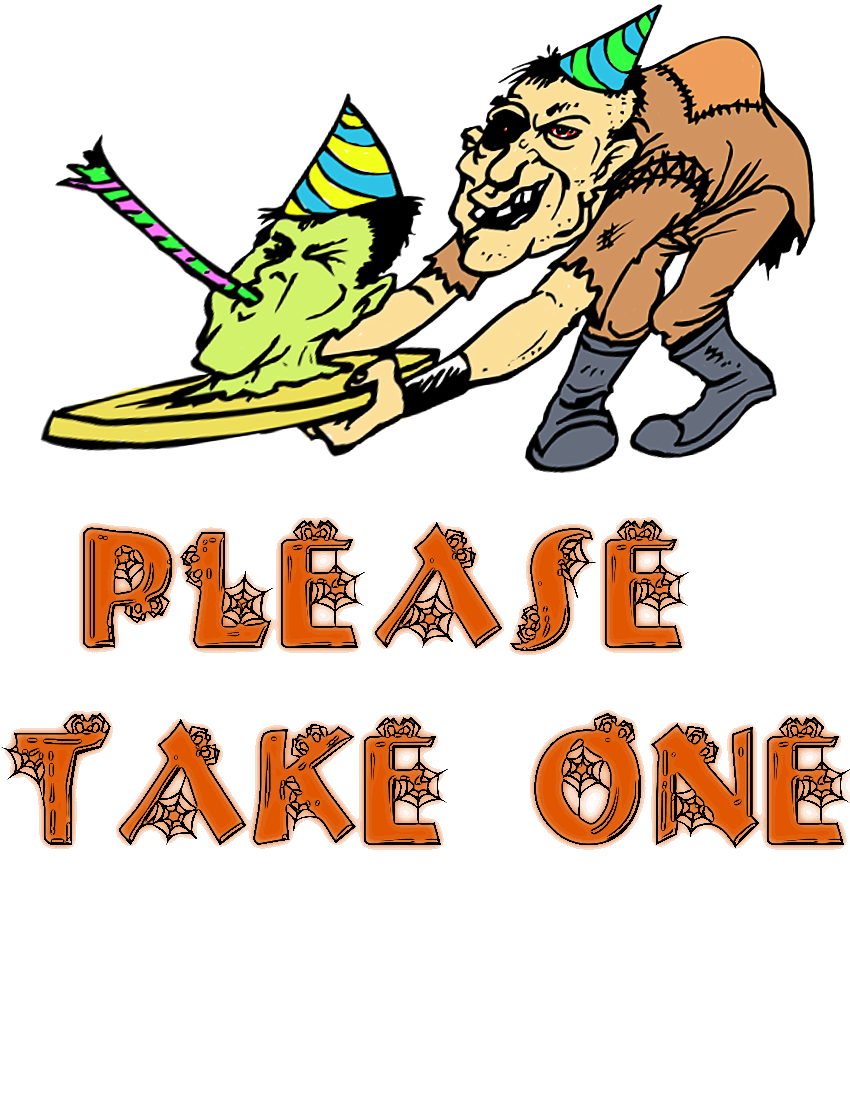 ... - /holiday/halloween/trick_or_treat/halloween_sign_take_one.png.html