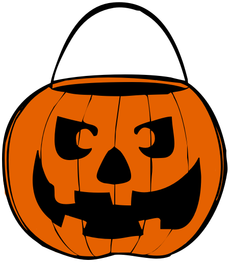 Free Clipart Halloween Trick Or Treat