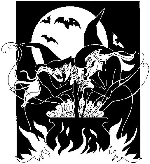 free halloween clipart witch cauldron - photo #40