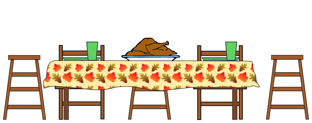 turkey dinner table - /holiday/thanksgiving/turkey_3/turkey_dinner ...