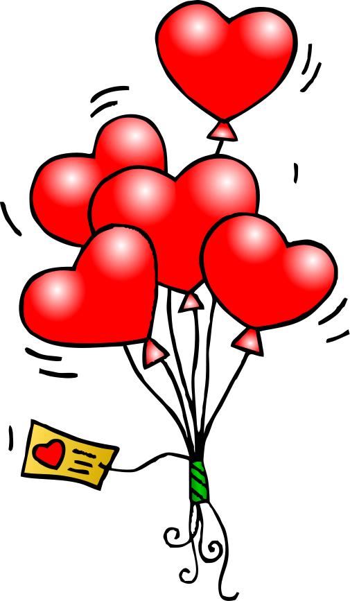 heart balloons - http://