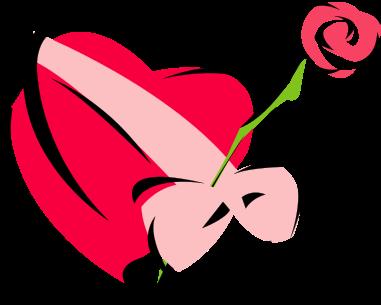 valentine candy box w rose - /holiday/valentines/valentine ...