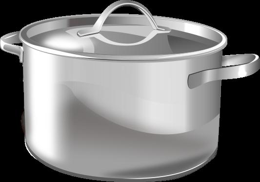 Cooking pot clip art for Art and cuisine cookware