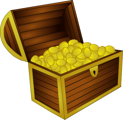 treasure chest wooden - /money/treasure/treasure_chest_wooden.png.html