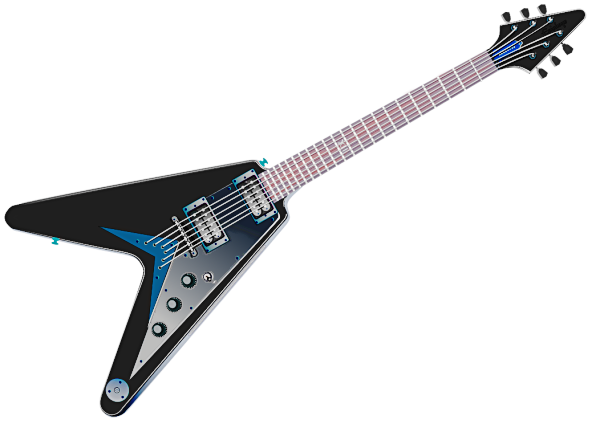 flying v black guitar music instruments guitar more electric guitars flying v black guitar. Black Bedroom Furniture Sets. Home Design Ideas