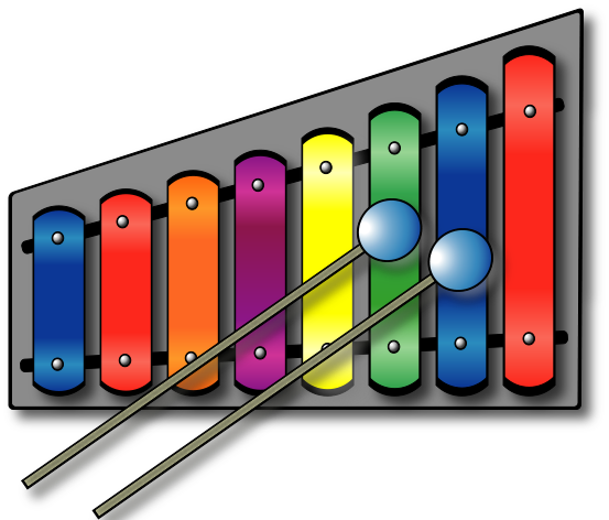 clipart xylophone - photo #23