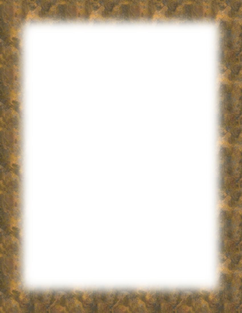 Granite Border Page Frames Fade To Edge Granite Border