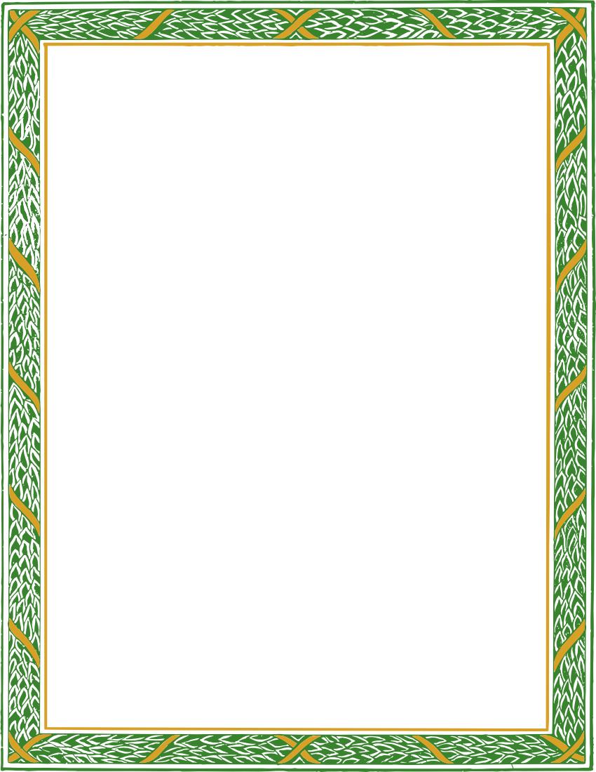 leafy frame - /page_frames/floral/leaves/leafy_frame.png.html