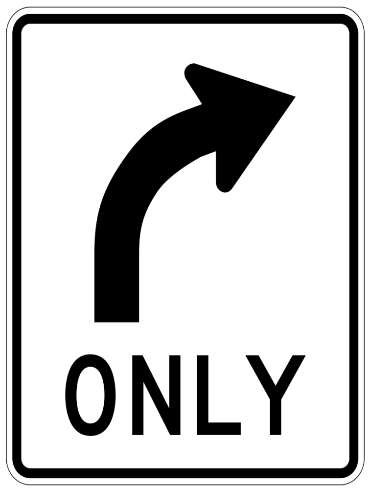 right only sign  /page_frames/full_page_signs/traffic_signs_1/right