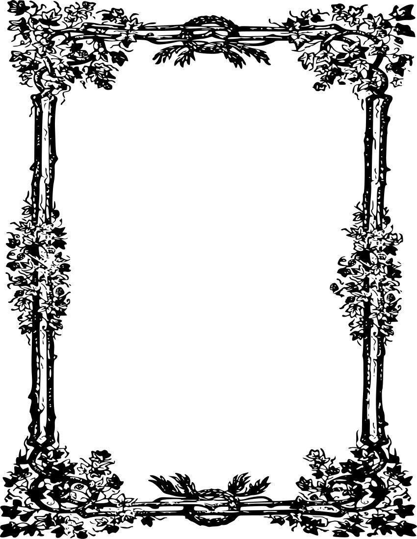ornate frame 118  /page_frames/old_ornate_borders/ornate_frame_118