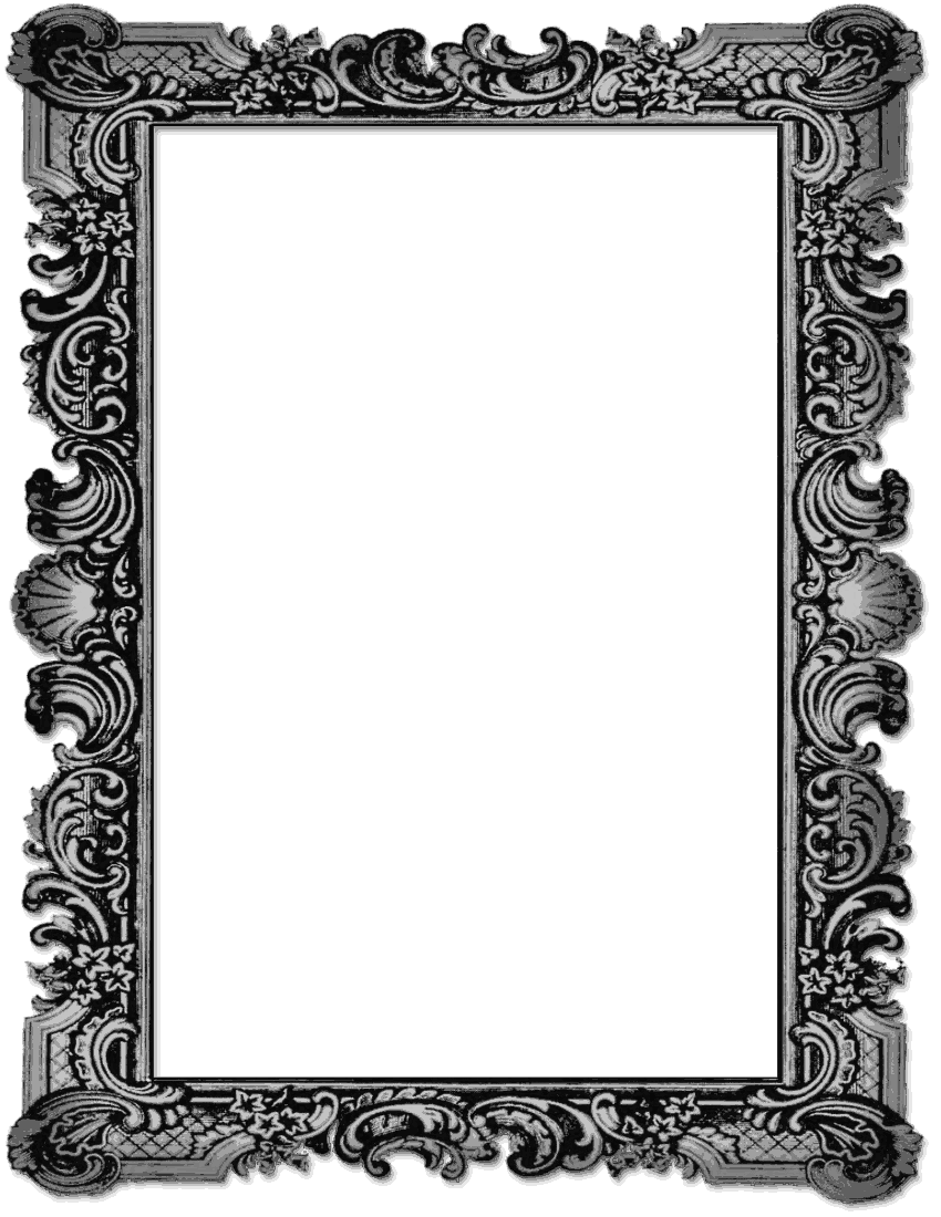 old picture frame page  /page_frames/picture_frames/old_picture_frame