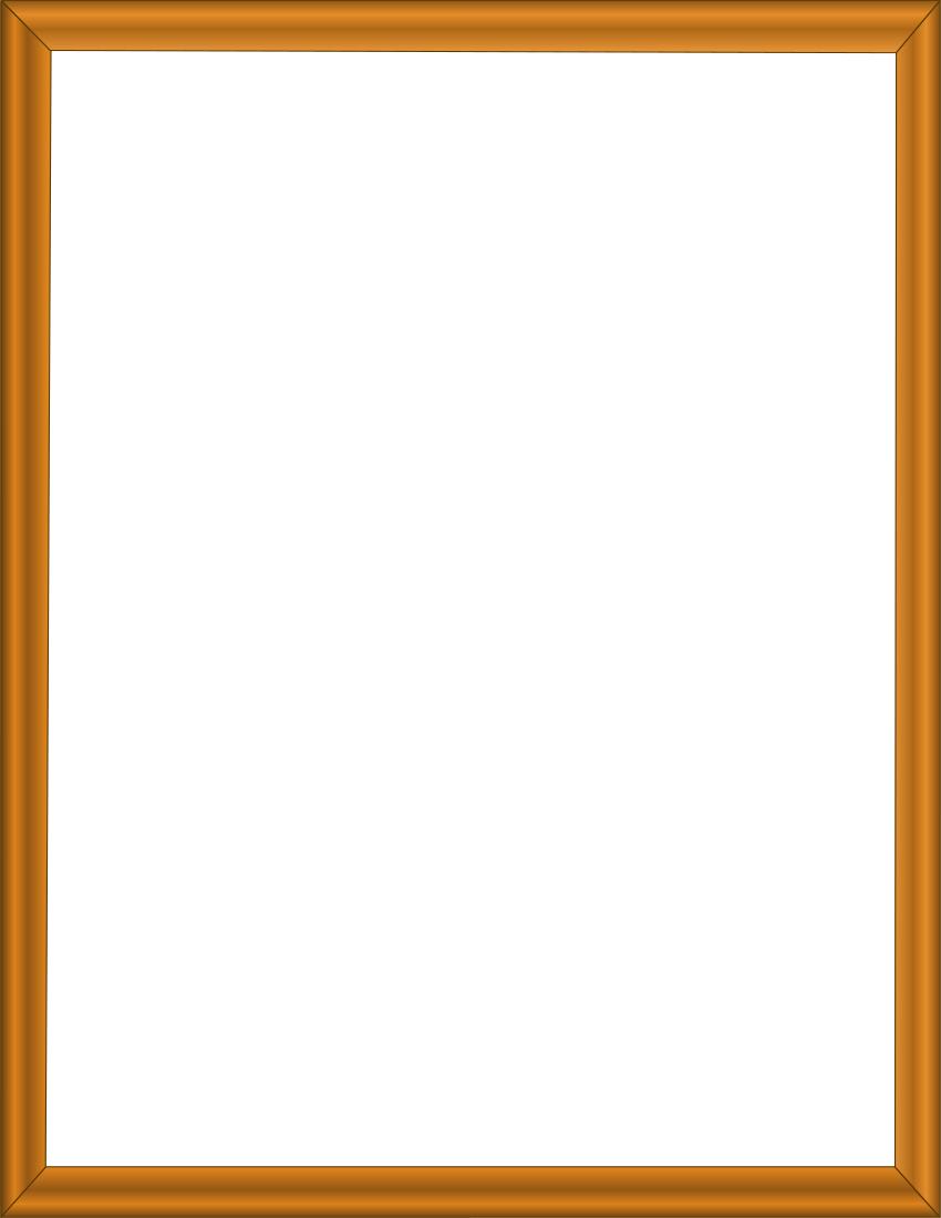Wood Frame Warm Page Frames Picture Frames Wood Frame