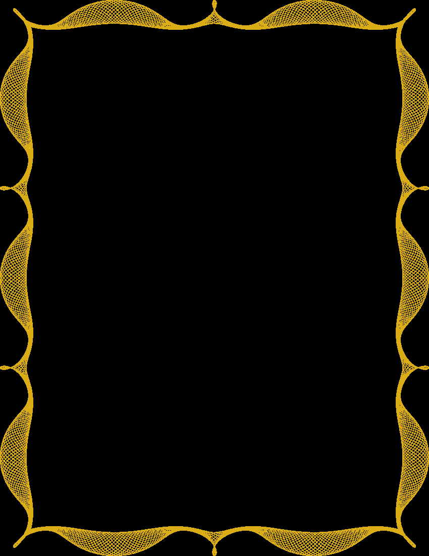 The gallery for --> Gold Frame Border Png