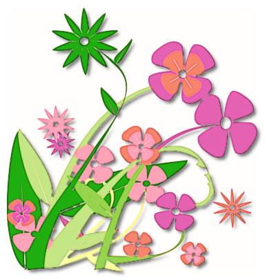 A Daisy Flower clipart
