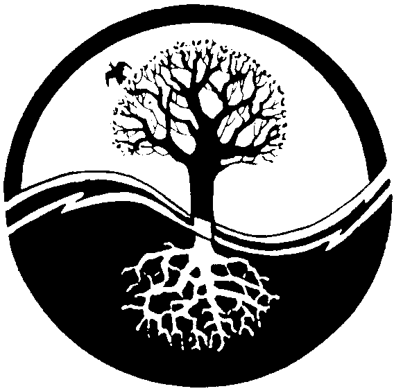 tree clipart images. yin yang tree