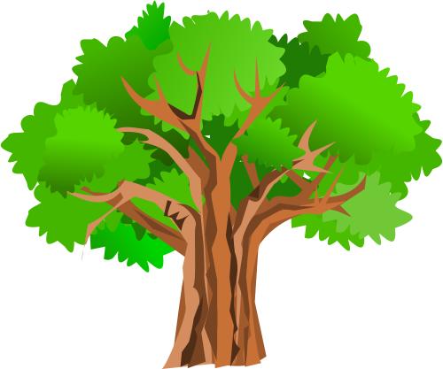tree clip art. tree clip art. sturdy tree