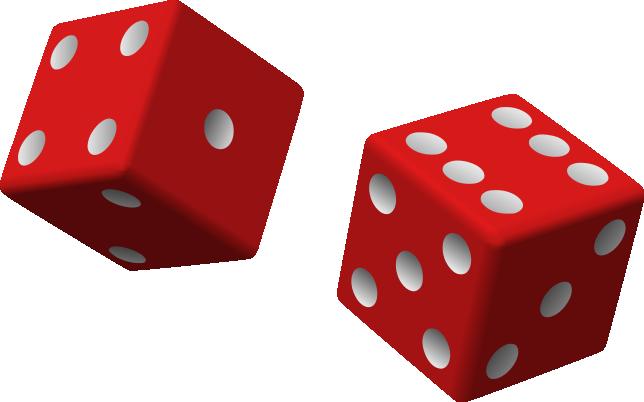 dice games using 2 dice