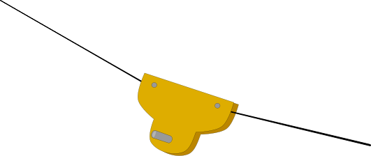 Zip Line Clipart : Zip line recreation miscellaneous