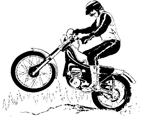 Kleurplaat Motor Harley Dirtbike Recreation Vehicles Motorcycle Dirtbike Png Html