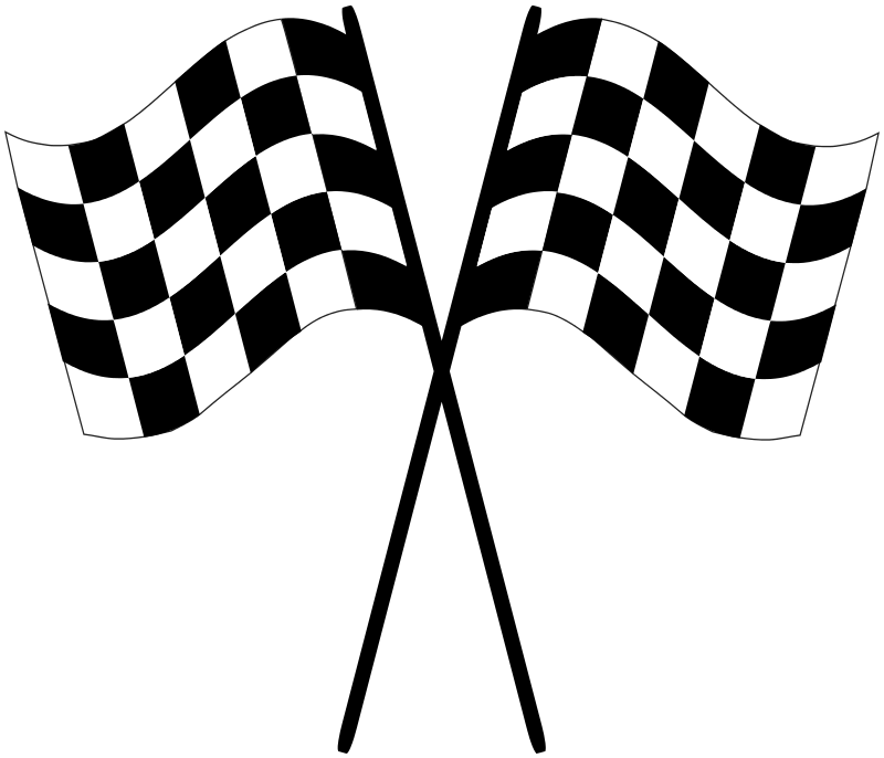 Checkered racing flags - /recreation/vehicles/racing/Checkered_racing ...