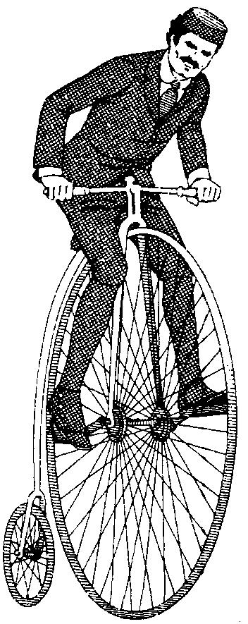Line Art Unicycle : Sheila unicycle clip art