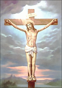 Crucifixion Of Jesus Clipart
