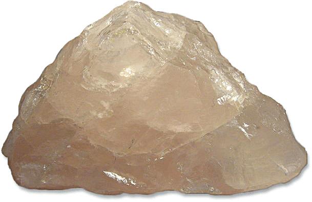 Quartz Rose Rocks Minerals Quartz Quartz Rose Png Html