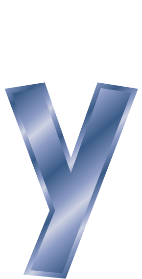 Letter Y Clipart