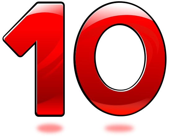 Http Www Wpclipart Com Signs Symbol Alphabets Numbers Glossy Numbers Number 10 Png Html