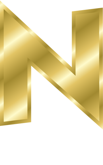 n letter in gold on quotesfab gold letter capitol n signs symbol alphabets numbers 889