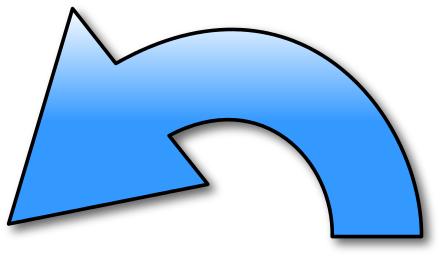 action arrow blue left - /signs_symbol/arrows/arrow_action ...