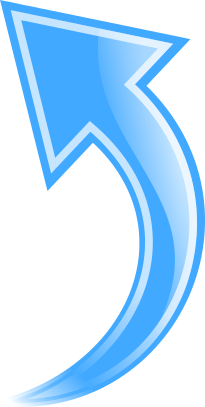 arrow curved blue up   signs symbol  arrows  curved arrow  arrow curved blue up png html curved arrow clip art black and white curved arrow clip art images